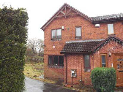 3 Bedrooms Semi Detached House for sale in Orchard Vale, Edgeley, Stockport, Cheshire
