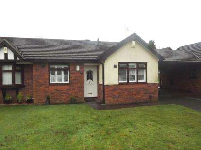 2 Bedrooms Bungalow for sale in Alexandra Close, Edgeley, Stockport, Cheshire