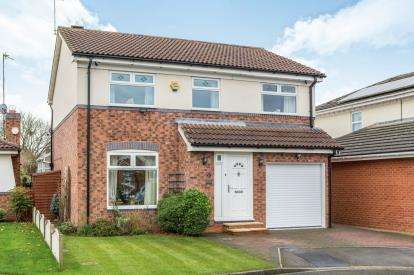 4 Bedrooms House for sale in Sadberge Court, York, North Yorkshire, England