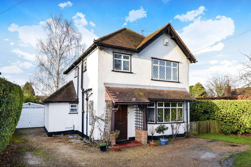 3 Bedrooms Detached House for sale in Westfield