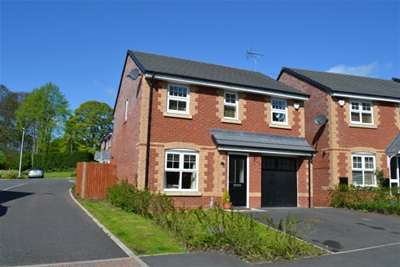 3 Bedrooms Detached House for rent in Meadowbank Avenue, Sandbach, CW11