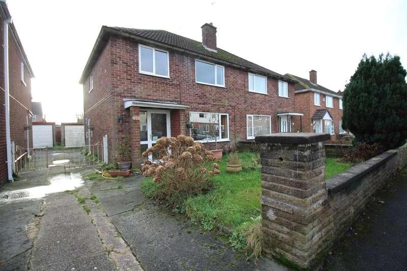 3 Bedrooms Semi Detached House for sale in Ullswater Road, Fulwood, Preston, PR2