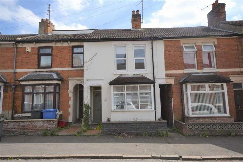 4 Bedrooms Terraced House for rent in Charles Street, Kettering
