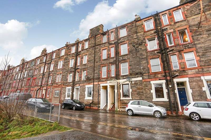 1 Bedroom Flat for sale in Hawthornvale, Edinburgh, EH6