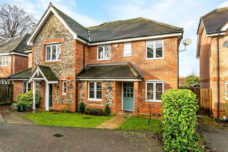 4 Bedrooms Semi Detached House for sale in Gurnells Road, Seer Green, Beaconsfield, Buckinghamshire, HP9