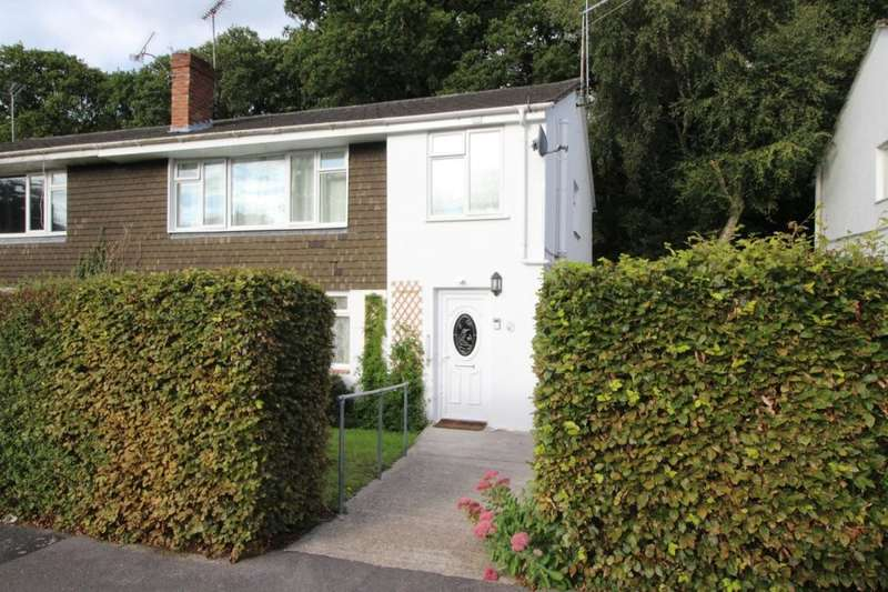 2 Bedrooms Flat for rent in Guillemot Close, Hythe, Southampton, SO45
