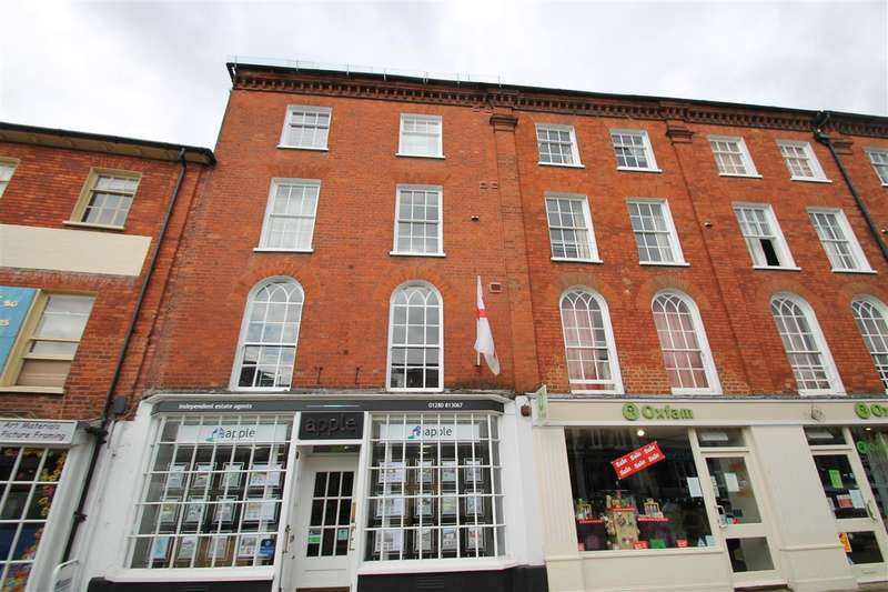 2 Bedrooms Apartment Flat for rent in Flat 1, 8 Market Square, Buckingham