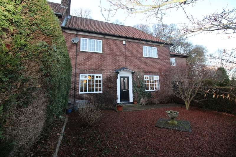 5 Bedrooms Semi Detached House for sale in Deer Park Way, Axwell Park, Blaydon-On-Tyne, NE21