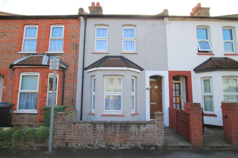 3 Bedrooms Terraced House for sale in Kings Avenue, Watford