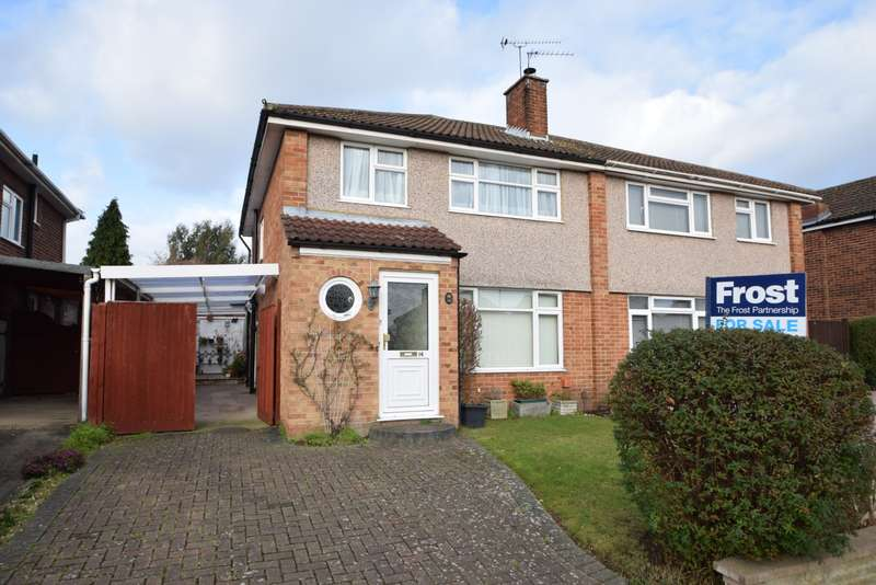 3 Bedrooms Semi Detached House for sale in Conway Road, Taplow, Maidenhead, SL6