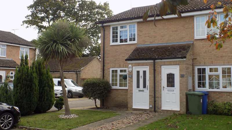 2 Bedrooms End Of Terrace House for sale in May Close, Owlsmoor, Sandhurst, GU47