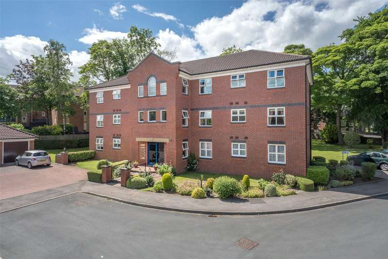 2 Bedrooms Flat for sale in Alwoodley Chase, Harrogate Road, Leeds, West Yorkshire, LS17