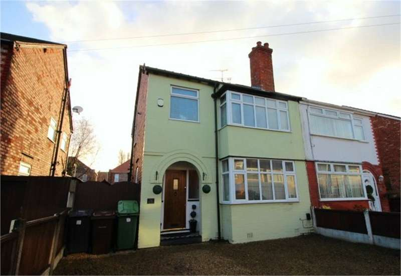 3 Bedrooms Semi Detached House for sale in Caithness Drive, Crosby, Merseyside, Merseyside