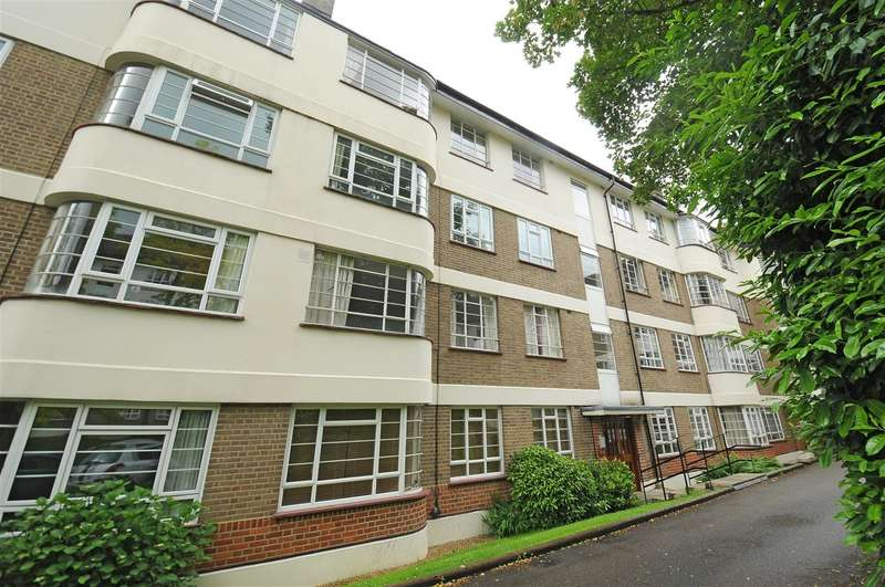 3 Bedrooms Apartment Flat for sale in Edge Hill Court, Wimbledon, Wimbledon