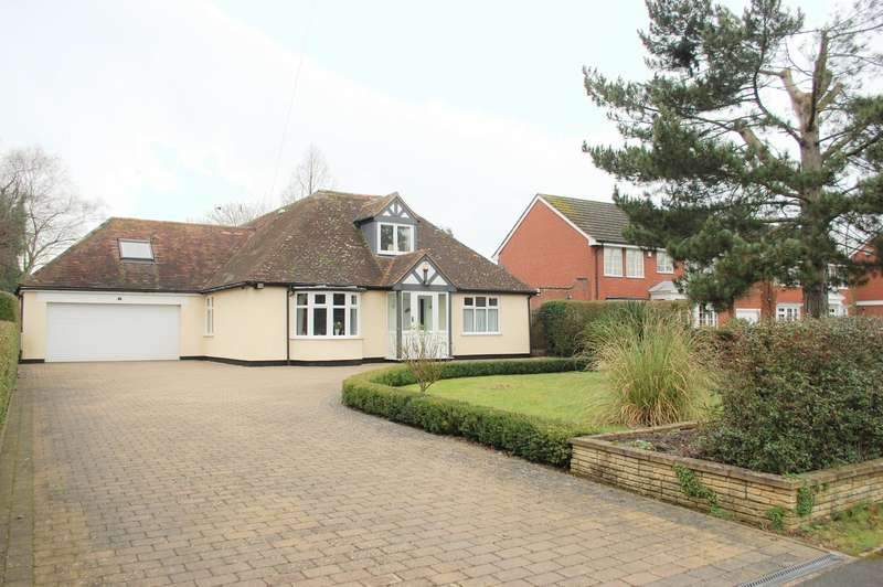 5 Bedrooms Detached House for sale in Willoughby Close Kings Coughton Alcester