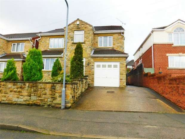 5 Bedrooms Detached House for sale in Allendale Road, Barnsley, South Yorkshire