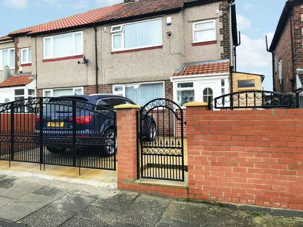 3 Bedrooms Semi Detached House for sale in Baldwin Avenue, Newcastle upon Tyne, Tyne and Wear