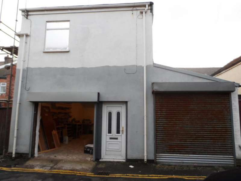 Commercial Development for sale in Back Eaves Street, BLACKPOOL, FY1 2NH