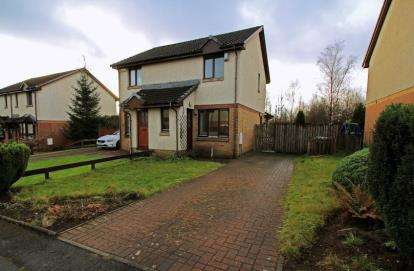 2 Bedrooms Semi Detached House for sale in Craigvale Crescent, Airdrie, North Lanarkshire
