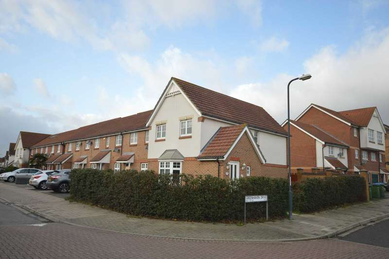 3 Bedrooms Semi Detached House for sale in Greenhaven Drive, Thamesmead