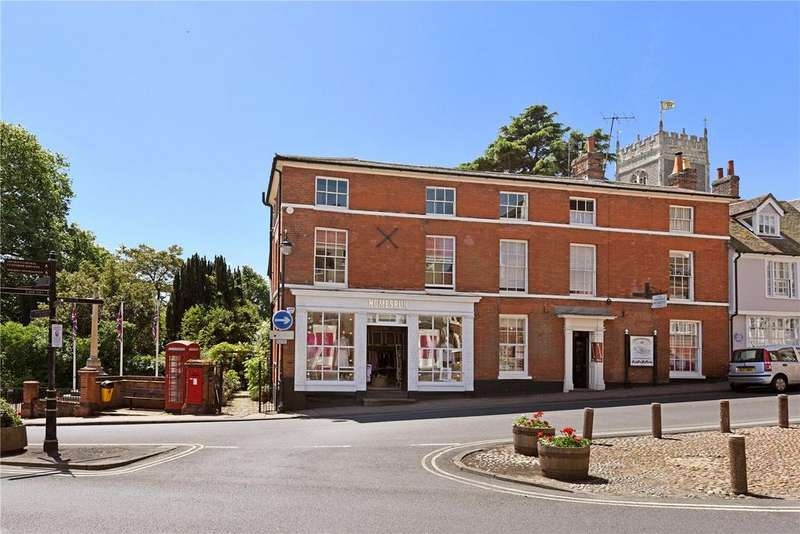 2 Bedrooms Flat for sale in Market Hill, Woodbridge, Suffolk, IP12