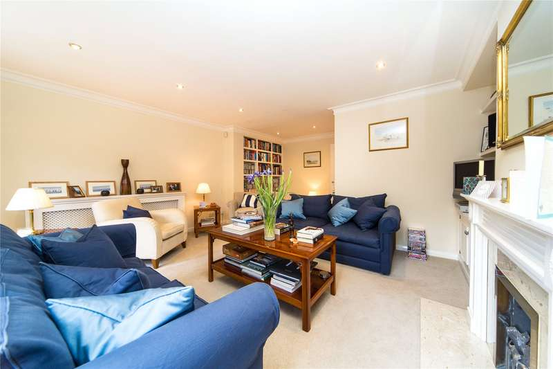 4 Bedrooms Terraced House for sale in Lord Robert's Mews, Waterford Road, Fulham, London, SW6