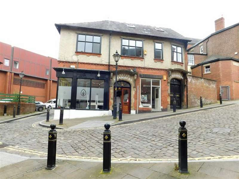 2 Bedrooms Flat for sale in Vernon Street, Stockport, Stockport