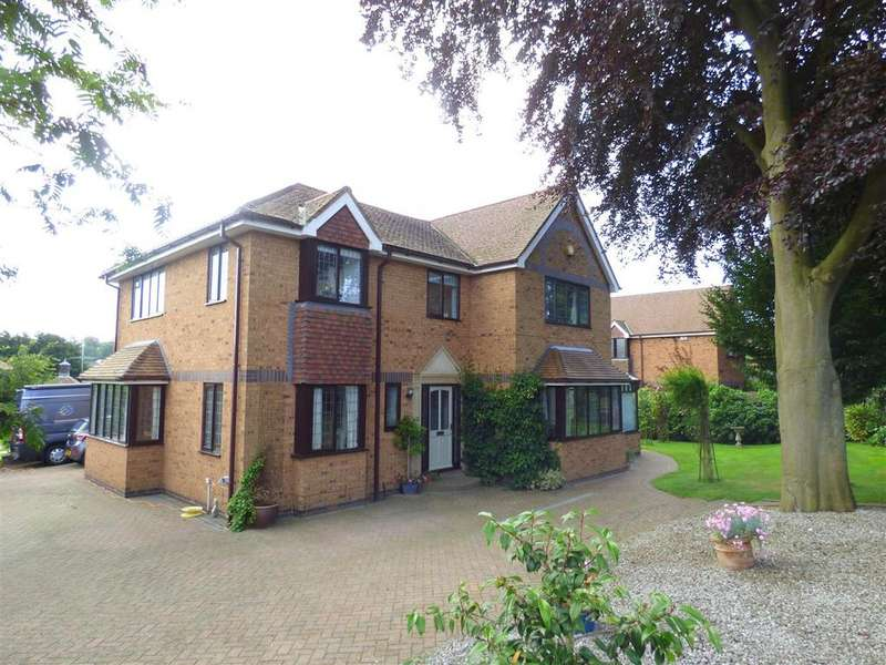 5 Bedrooms Detached House for sale in 7 Thornleys, Cherry Burton, Beverley, East Yorkshire, HU17 7SJ
