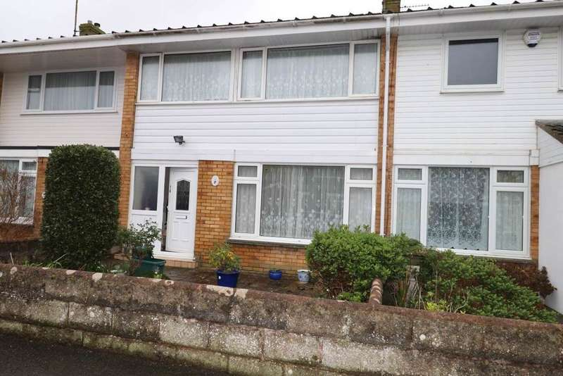 3 Bedrooms Terraced House for sale in Babbages, Bickington