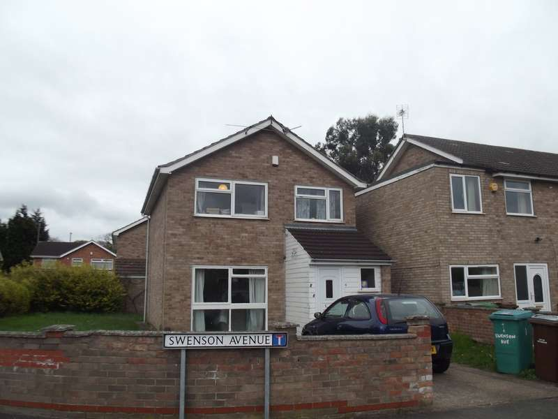 4 Bedrooms Detached House for rent in Swenson Avenue, Lenton NG7