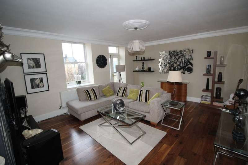 2 Bedrooms Flat for sale in Victoria Court, Sheffield, S11
