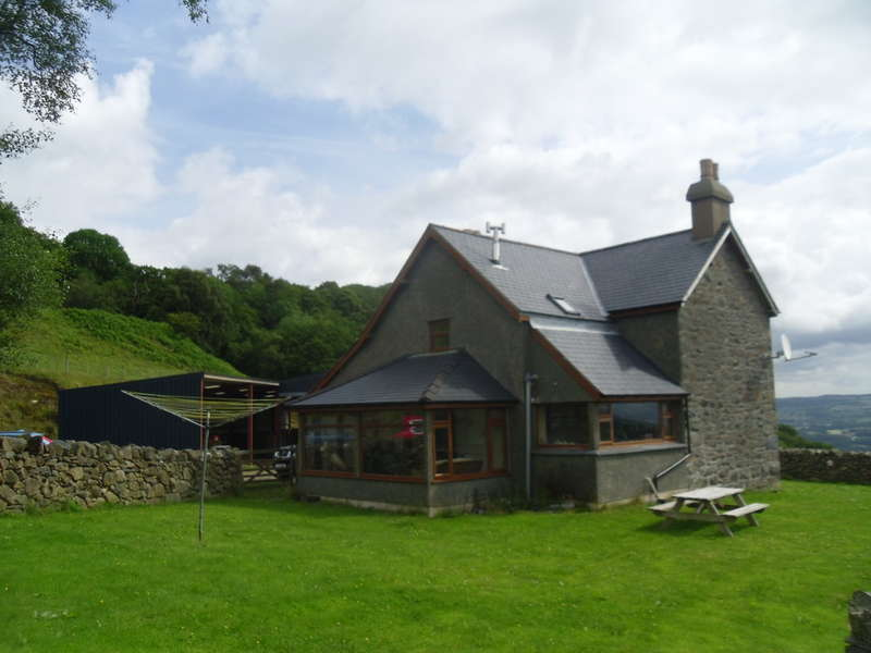 4 Bedrooms House for sale in Trefriew