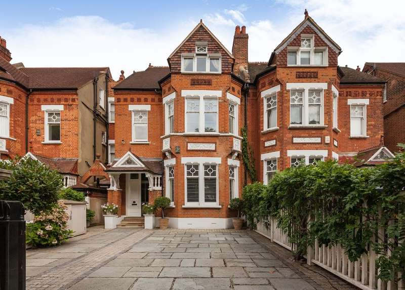 6 Bedrooms Semi Detached House for sale in Bolingbroke Grove, Battersea, London