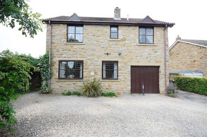 4 Bedrooms Detached House for sale in Lumby Lane, Monk Fryston, Leeds, LS25