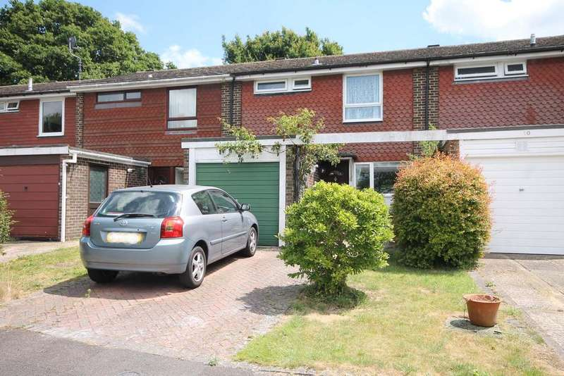 3 Bedrooms Terraced House for sale in Abshot Close, Titchfield Common PO14