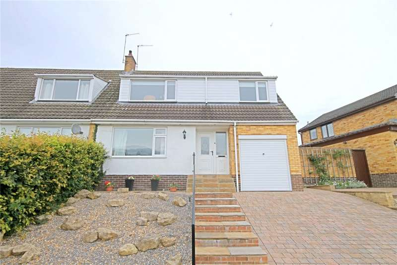 4 Bedrooms Semi Detached House for sale in Pinewood Crescent, Heighington, Darlington, DL5