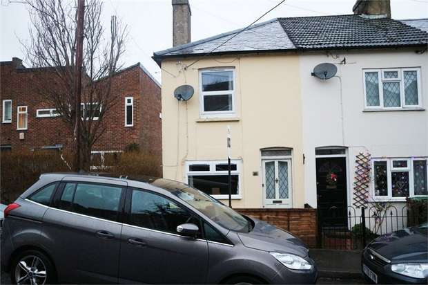3 Bedrooms End Of Terrace House for sale in Vicarage Road, Alton, Hampshire