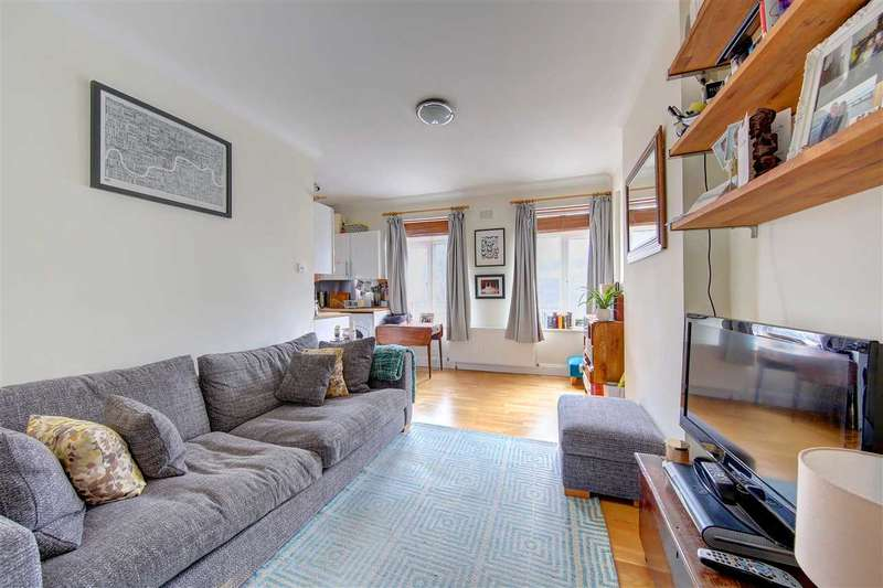 1 Bedroom Property for sale in Effra Court, Brixton Hill, Brixton