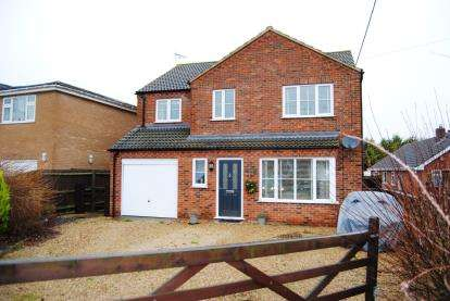 4 Bedrooms Detached House for sale in Marham, Kings Lynn, Norfolk