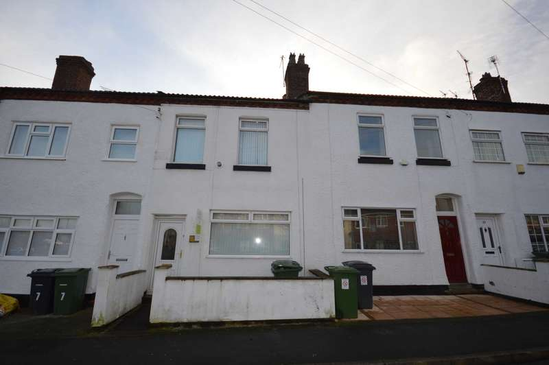 3 Bedrooms Terraced House for rent in Woodchurch Lane, Birkenhead