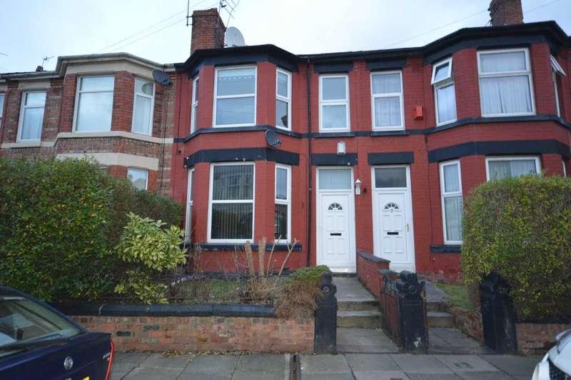 4 Bedrooms Terraced House for rent in Morecroft Road, Birkenhead