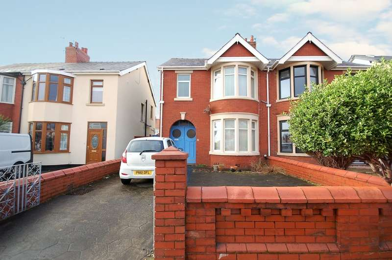 3 Bedrooms Semi Detached House for sale in Wetherby Avenue, Blackpool