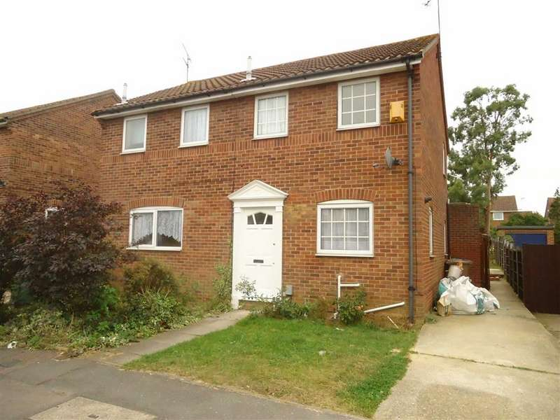 2 Bedrooms End Of Terrace House for rent in Bunting Road, Luton