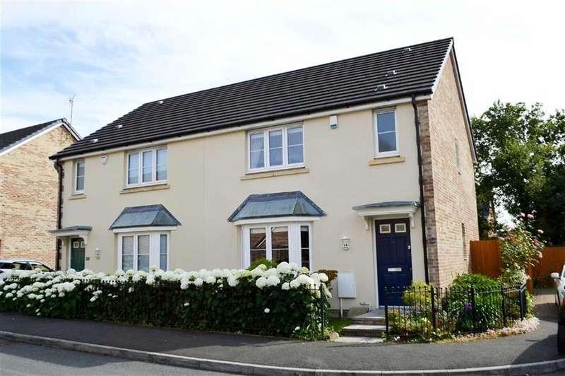 3 Bedrooms Semi Detached House for sale in Gelli Rhedyn, Swansea, SA5