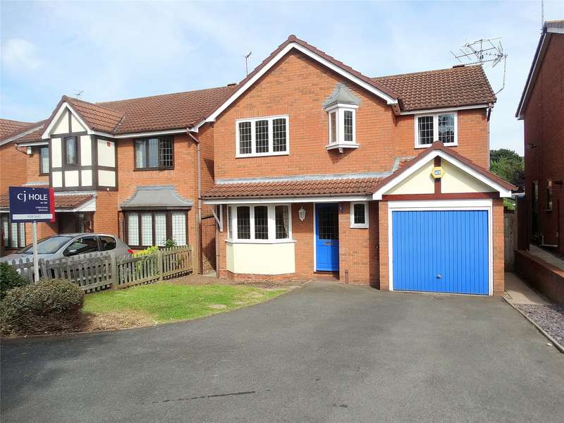 4 Bedrooms Detached House for rent in Suffolk Drive Worcester WR3