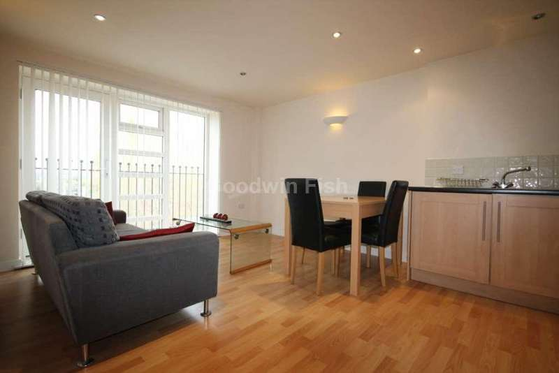 1 Bedroom Apartment Flat for sale in The Royal, Wilton Place, Salford