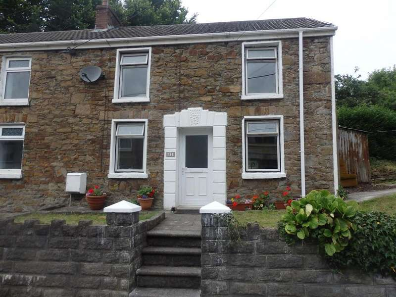 2 Bedrooms Terraced House for sale in Heol Hendre, Llwynhendy, Llanelli