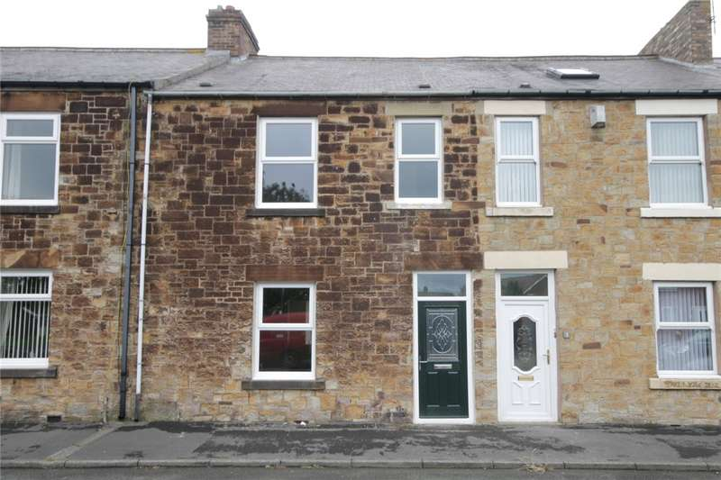 3 Bedrooms Terraced House for sale in Allison Street, Consett, County Durham, DH8