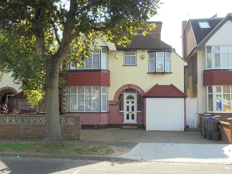 5 Bedrooms Detached House for sale in Gainsborough Road, New Malden