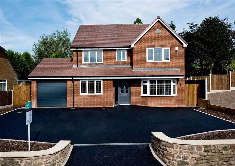 4 Bedrooms Detached House for sale in 105, Cotwall End Road, Sedgley, Dudley, West Midlands, DY3